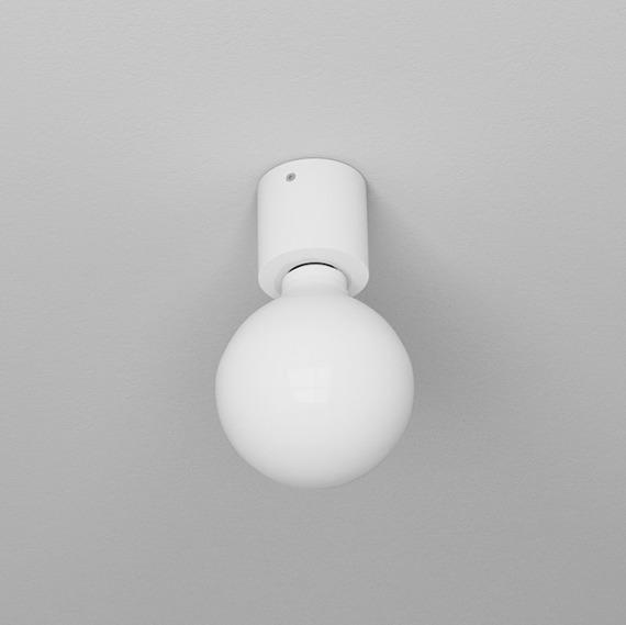 Cleoni MINIMAL 1247 biały mat Plafon