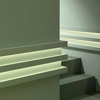 Gzyms oświetleniowy Orac Decor C380 - L3