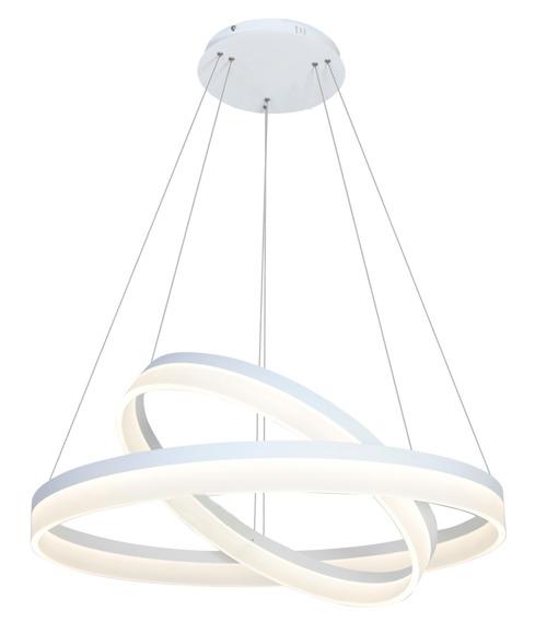 Lampa Sufitowa Milagro Ring 065 Z pilotem
